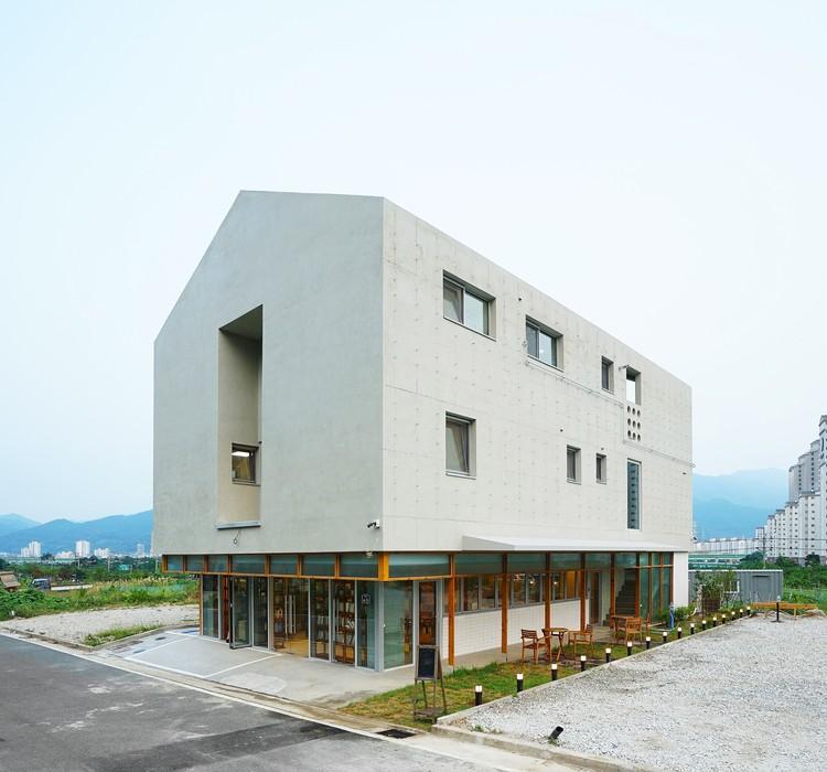 Yangsan SOSOSEOWON / JYA-RCHITECTS, © Youmin Won