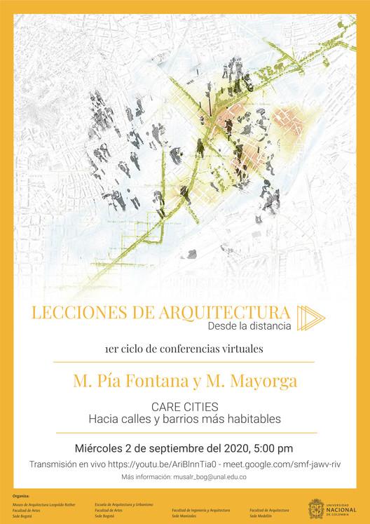 Care Cities: Hacia calles y barrios más habitables, Mayorga Fontana Arquitectos