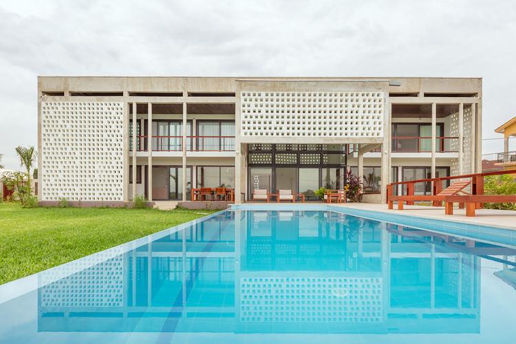 Mbweni House / FBW Architecten Netherlands, © Michael Mbwambo