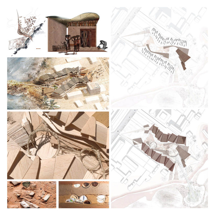 The Architecture Thesis of the Year ATY 2020 Unveils Its Winners, First Prize. Image Courtesy of ATY 2020