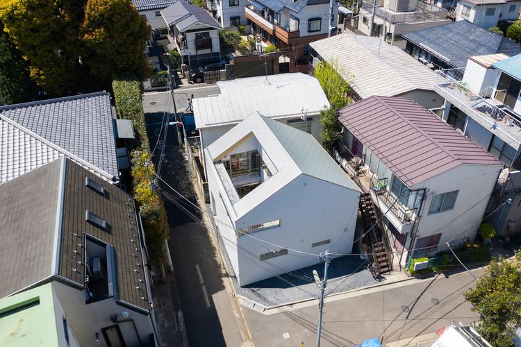 Open Sky House / Yoshitaka Suzuki and Associates, © Yasuhiro Nakayama