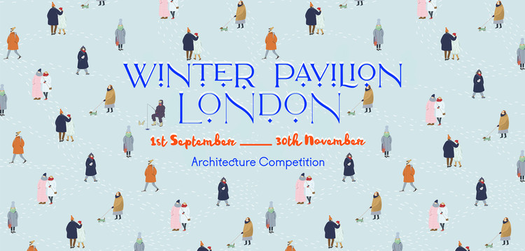 Call for Ideas: Winter Pavilion London, Credits: Switch Competitions