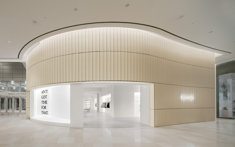 harlan + holden store / David Chipperfield Architects, © Simon Menges