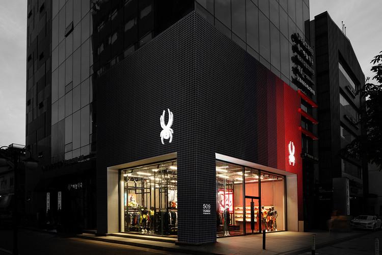 Spyder Flagship Store Gangnam / Jo Nagasaka + Schemata Architects, © Jiseon Park