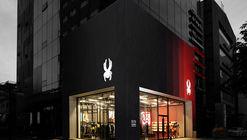 Spyder Flagship Store Gangnam / Jo Nagasaka + Schemata Architects