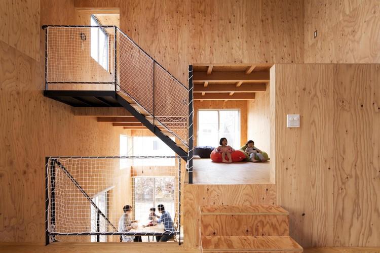 Casa-N / N.A.O, © Shinichi Hanaoka