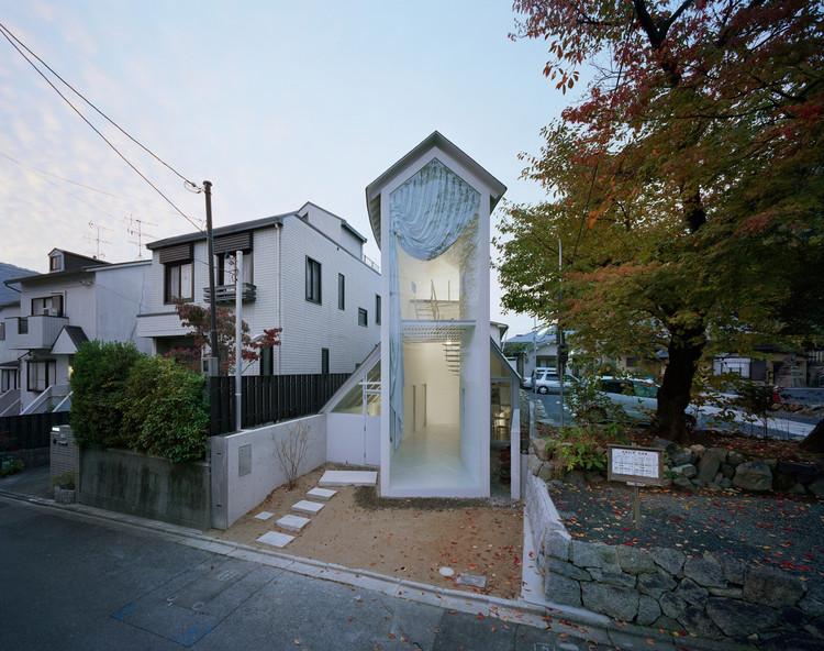 Casa O de Hideyuki Nakayama Arquitectura. Image © Takumi Ota