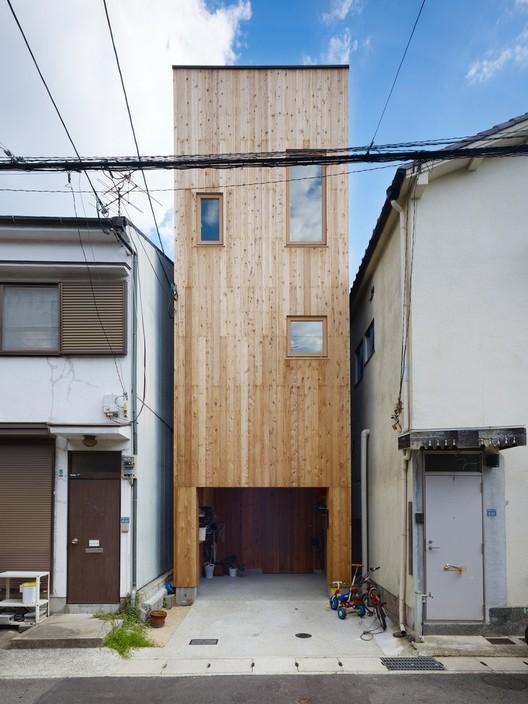 Casa en Nada de FujiwaraMuro Architects. Image © Toshiyuki Yano