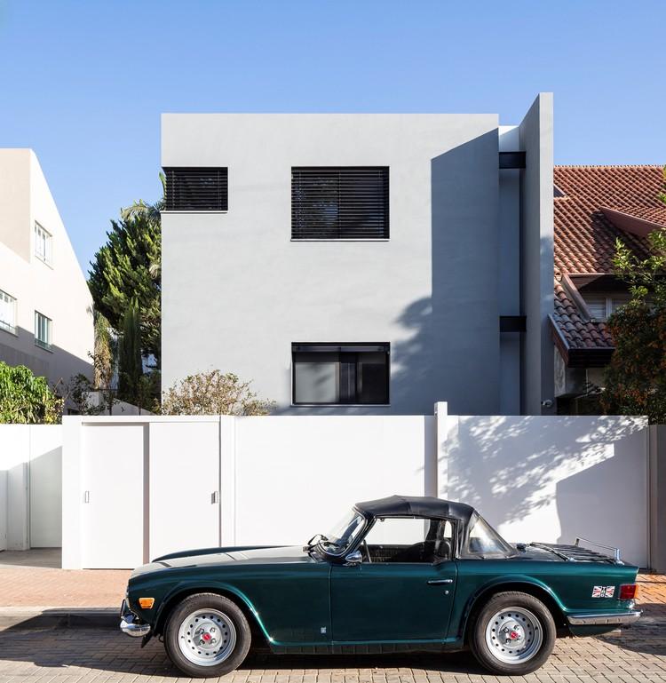 TR6 House / Raz Melamed architects, © Amit Geron