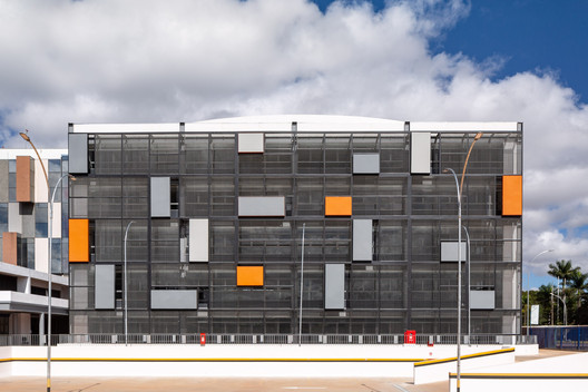 Universidade Distrito Federal / Kruchin Arquitetura