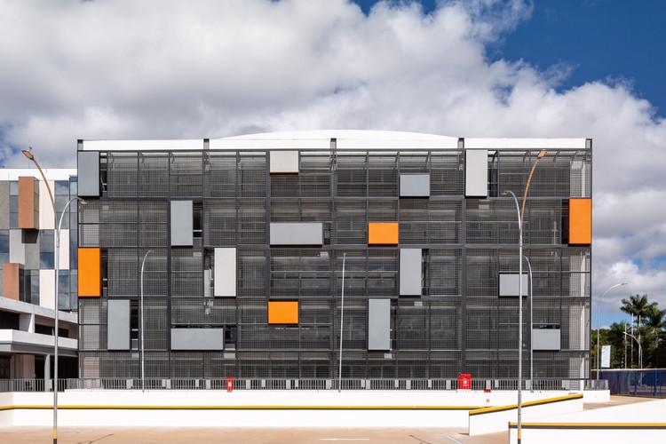 Universidade Distrito Federal / Kruchin Arquitetura, © Joana França