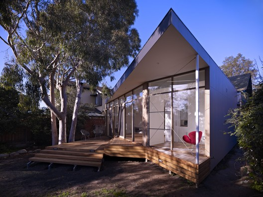 Kew Tree House / Andrew Child Architect