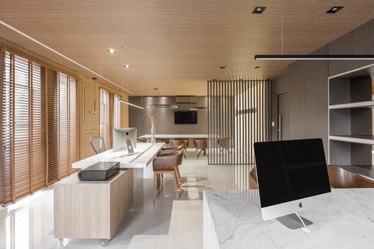 Construroom Office / Casa Gil Medeiros Interiores