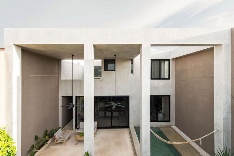 Empírea House / TACO taller de arquitectura contextual , © Leo Espinosa