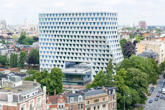 Headquarters of the Province of Antwerp / XDGA - Xaveer De Geyter Architects