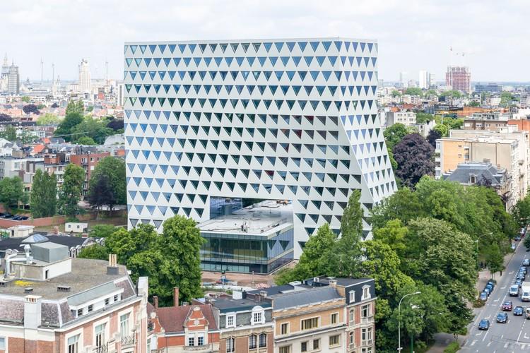 Sede da Província da Antuérpia / XDGA - Xaveer De Geyter Architects, © XDGA - Matthias Van Rossen