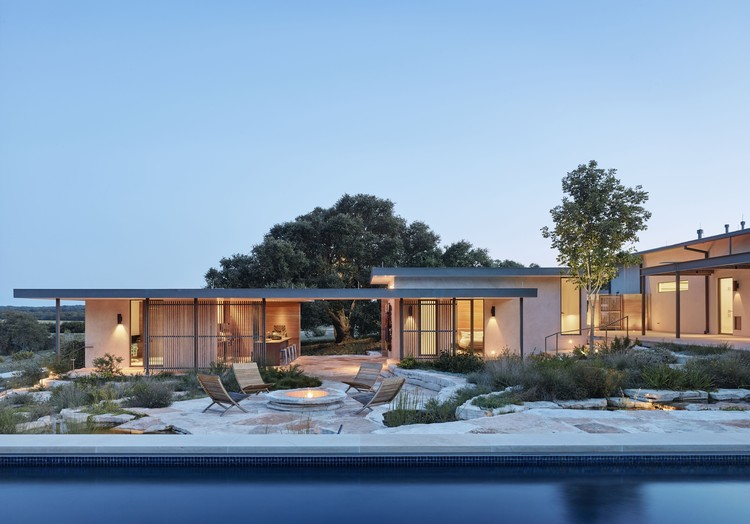 River Ranch / Jobe Corral Architects, © Casey Dunn, Casey Woods
