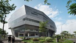 WM Plenary Hall / Bgnr Architects