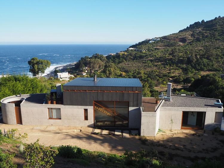 Casa El Pangue / José Ignacio Valdivieso + José Domingo Peñafiel, Cortesía de Valdivieso Arquitectos + Peñafiel Arquitectos