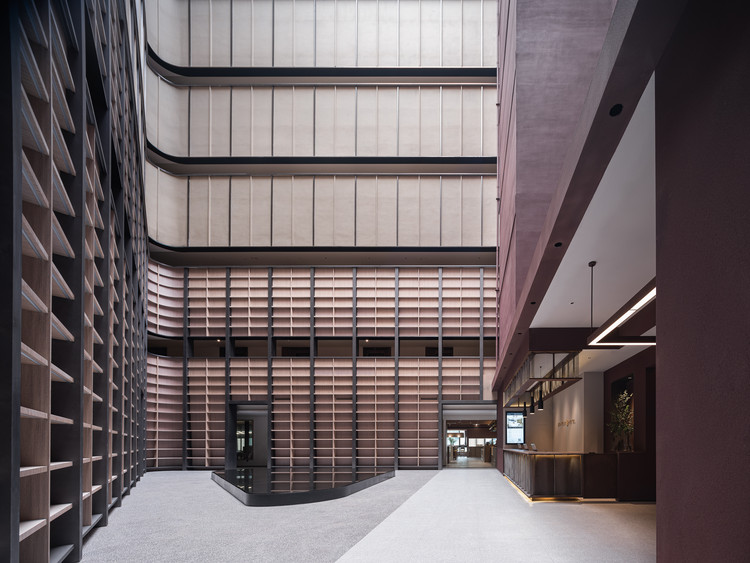 Atour S Hotel / BEHIVE Architects, © Qingshan Wu