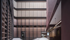 Hotel Atour S / BEHIVE Architects