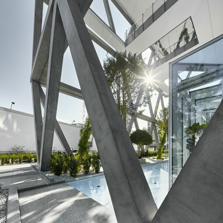 Markas Headquarters / ATP architects engineers, © ATP/Becker