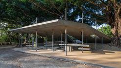 The Bus Stop of NCTU / CHU STUDIO