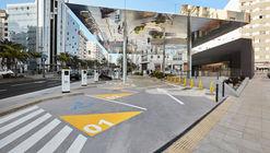 Electrolinera La Salle / Romera y Ruiz Arquitectos