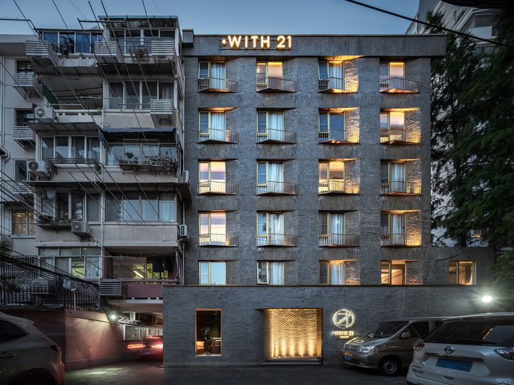 With21 Boutique Hotel / Jupiter & Mars, © Qingshan Wu