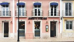 Restaurante Italiano Jamie's / Contacto Atlântico