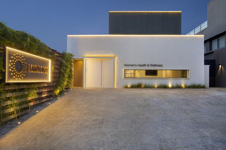 Lalutie Clinic / Talita Nogueira Arquitetura, © Denilson Machado – MCA Estúdio