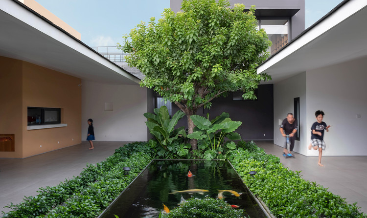 Casa Hoc Mon / TAA DESIGN, Cortesia de TAA Design