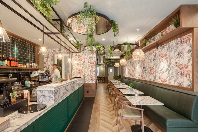 Optimistic Brunch Restaurant / Contacto Atlântico, © Gonçalo Henriques