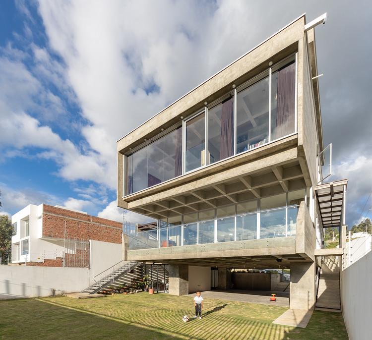 Casa D4 / EHC Arquitectos, © JAG Studio