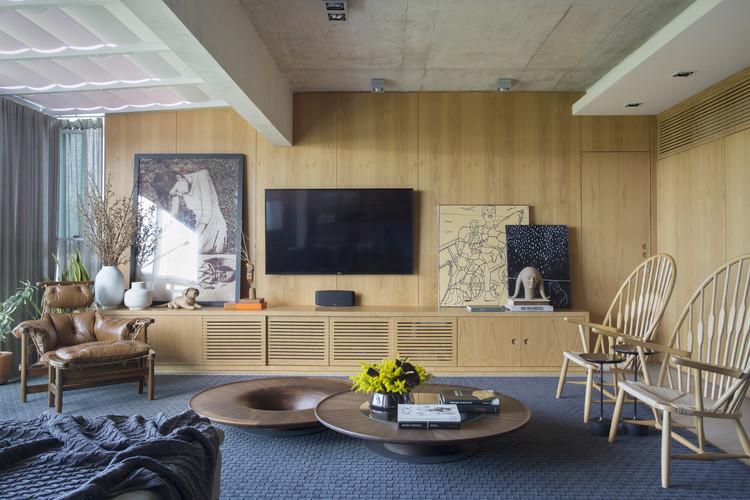 Apartamento BL House / Studio RO+CA, © Denilson Machado – MCA Estúdio