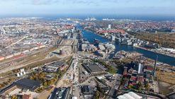 Masterplan Competition in Denmark: Jernbanebyen, New City District in Central Copenhagen
