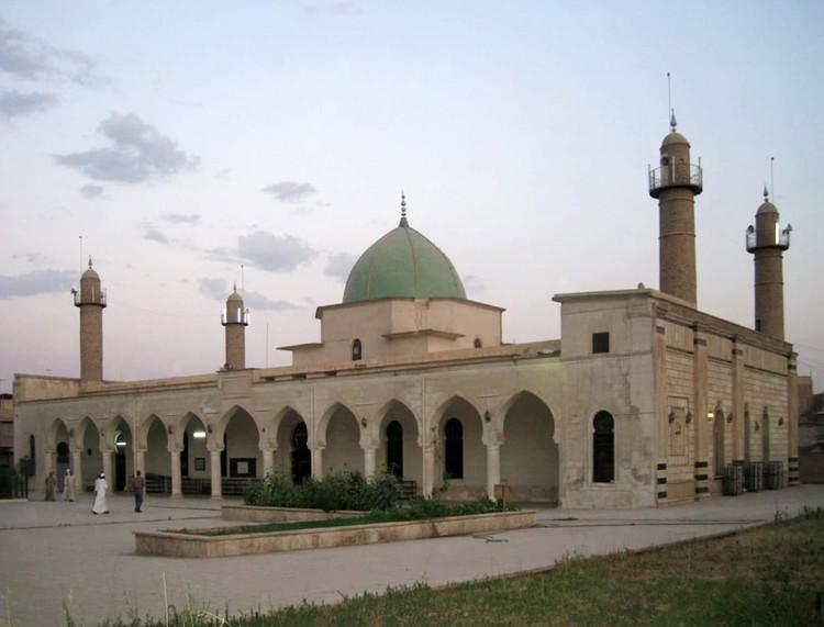 Clásicos de Arquitectura: Gran mezquita de al-Nuri / Nur ad-Din Zangi, Vista noroeste de la mezquita de Al-Nuri. Imagen © Directorate of Sunni Waqif