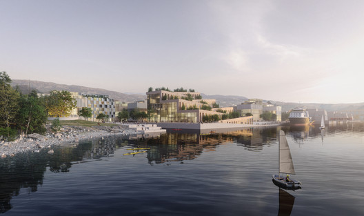 Third Nature Designs Regenerative City Plan for Bergen, Norway