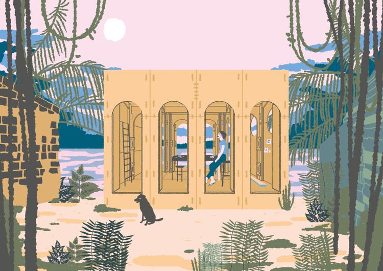 De desenho de mobiliário a projetos curatoriais: 5 escritórios europeus em ascensão , Quiubox / Boano Prišmontas. Image © Boano Prismontas