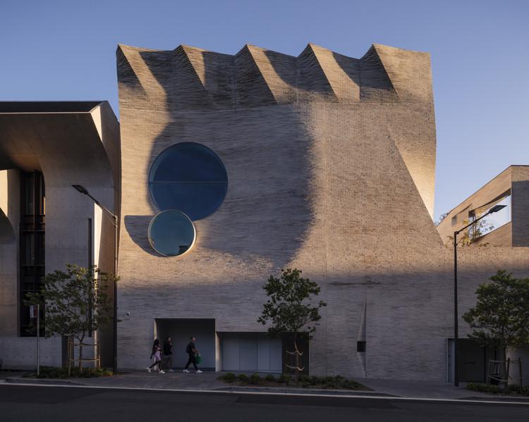 Phoenix Central Park Gallery / John Wardle Architects  + Durbach Block Jaggers, © Martin Mischkulnig