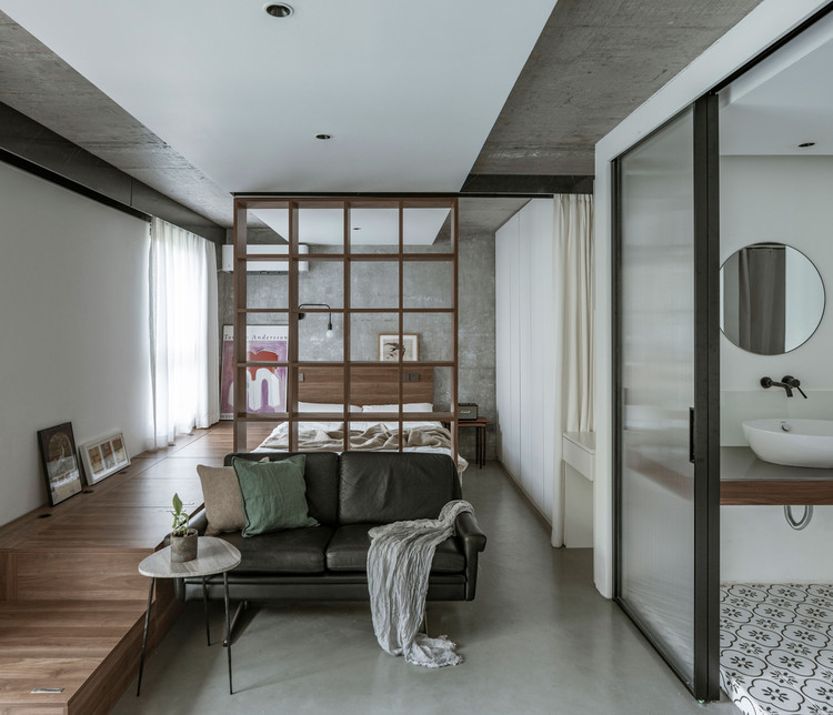 Micro Living in China: Tiny Houses as an Innovative Design Solution, Suli House / Luo Xiuda. Image © Weiqi Jin