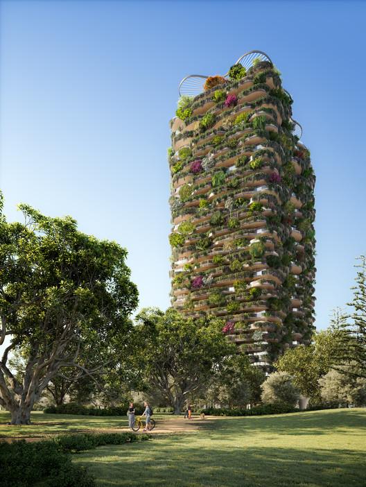 Koichi Takada Unveils World's Most Dense Vertical Gardens ...