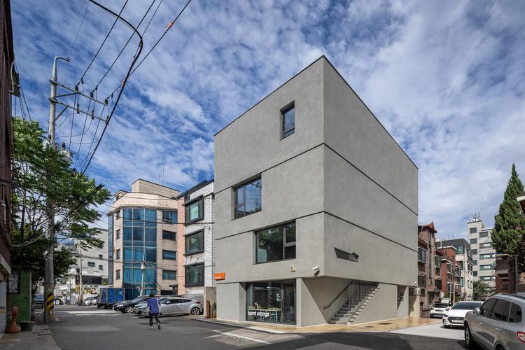 BT1 Building / DRAWING WORKS, © Joonhwan Yoon