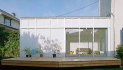 Extensión Casa Neui / Benoit Rotteleur Architecte
