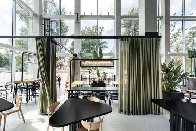 Concordia Design Wrocław Restaurant  / mode:lina architekci, © Patryk Lewiński