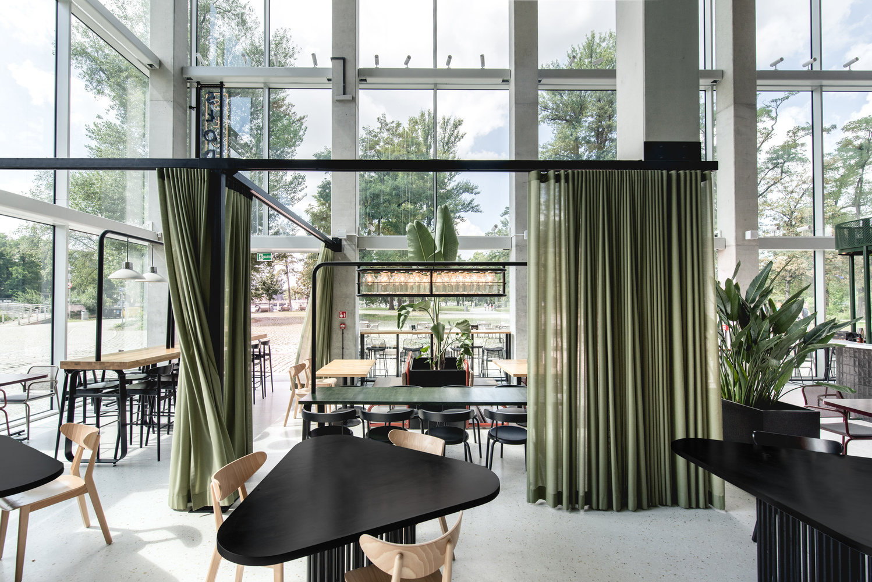 Concordia Design Wrocław Restaurant / mode:lina architekci