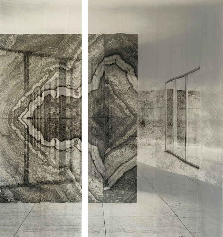 """Mies van der Rohe Pavilion: """"The Simplest Thing is the Hardest to do"""" by Laercio Redondo, Courtesy of Fundació Mies van der Rohe"""