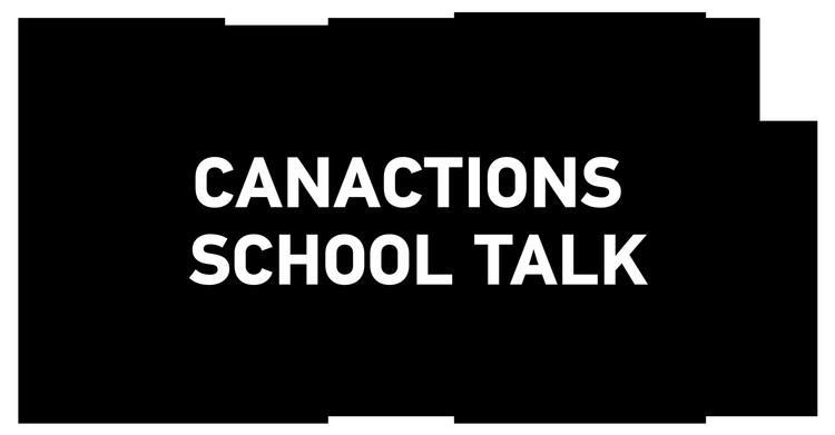 CANactions School Talk