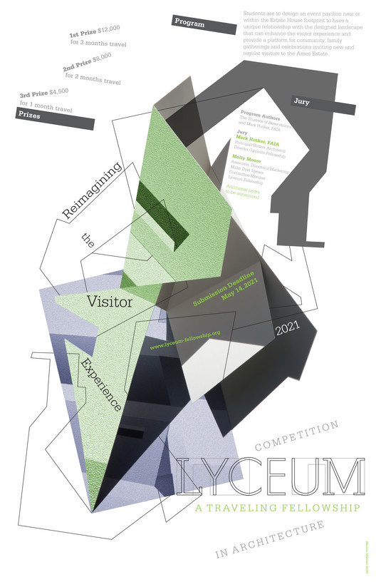 2021 Lyceum Fellowship: Reimagining the Visitor Experience - The Ames Estate, Skolos + Wedell