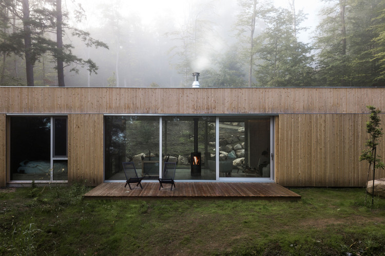 Hinterhouse / Ménard Dworkind architecture & design, Courtesy of Ménard Dworkind Architecture & Design